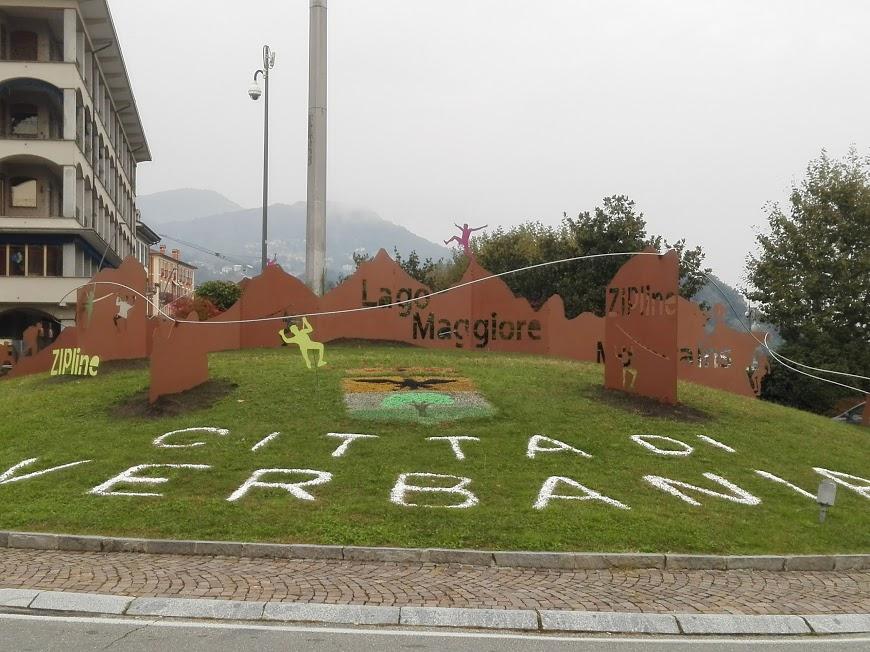 Lago Maggiore zip line