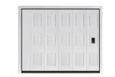 Porte sezionali flexa box